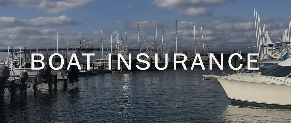 Boat insurance in Morehead City, and Emerald Isle, NC